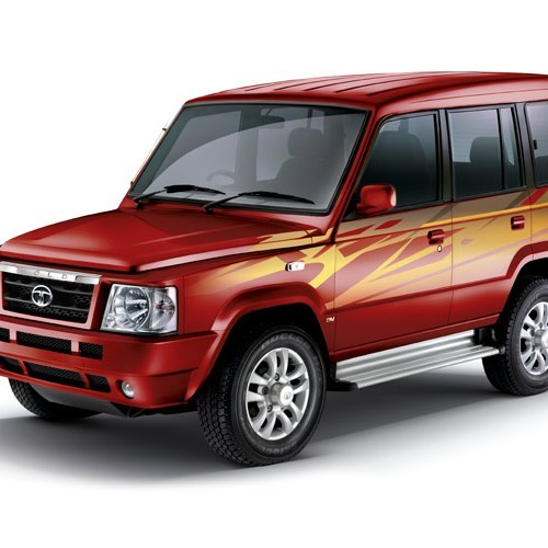 Tata Sumo Gold Left Side View