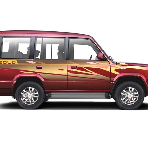 Tata Sumo Gold Side View