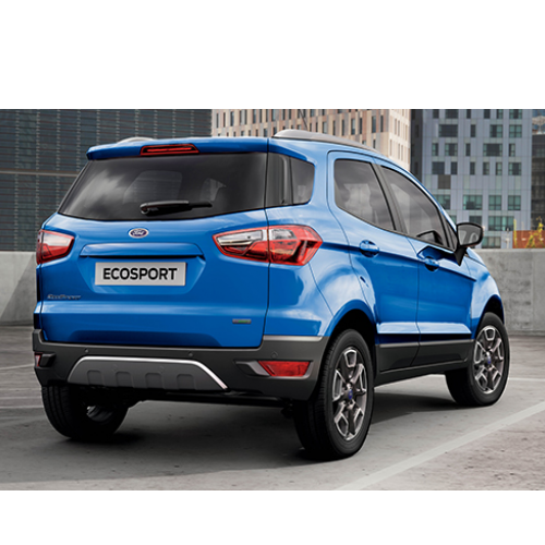 2016 Ford Ecosport Rear View