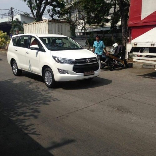 2016 Toyota Innova On Road Picture