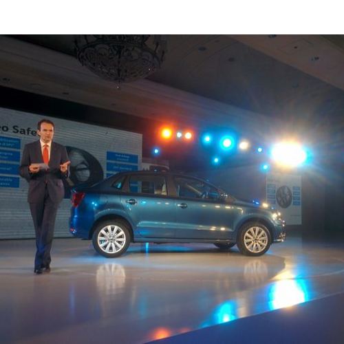 Volkswagen Ameo Launch Photo