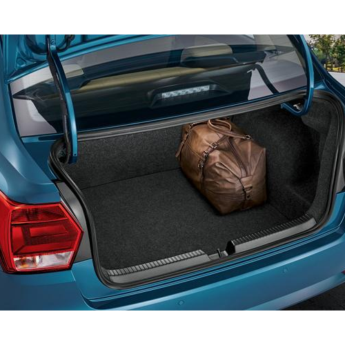 Volkswagen Ameo Luggage Space