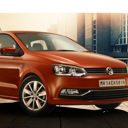 2016 Volkswagen Polo Left Side View