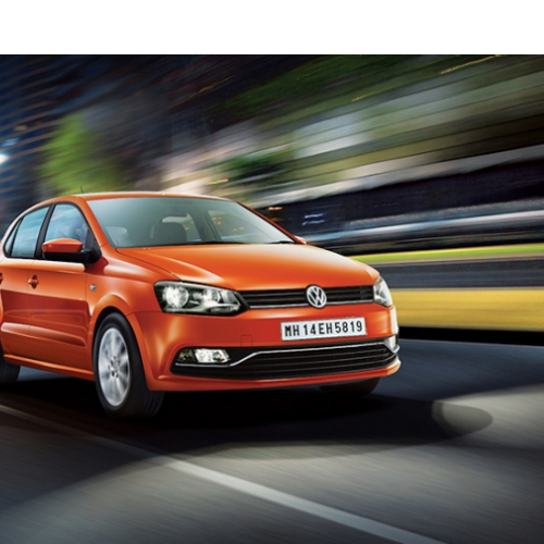 2016 Volkswagen Polo On Road Picture