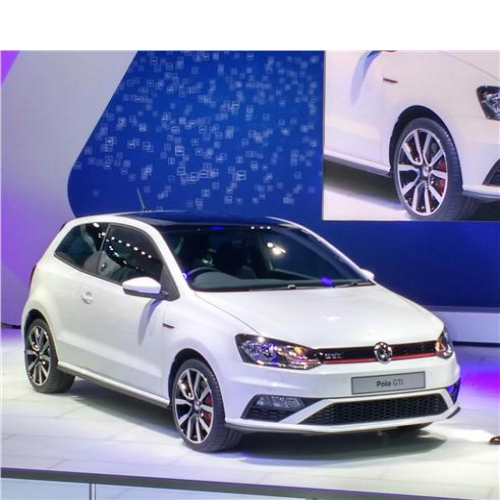 Volkswagen Polo Gti India