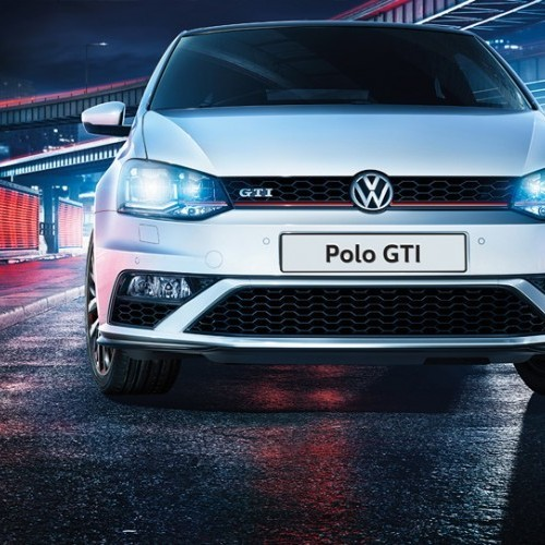 Volkswagen Polo Gti India Front Grille Headlamps