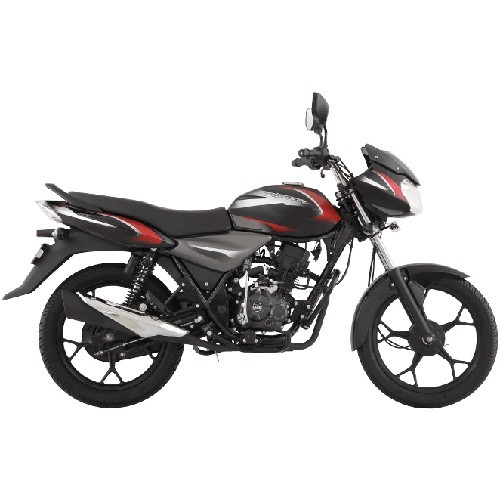 Bajaj Discover 110cc Black Color