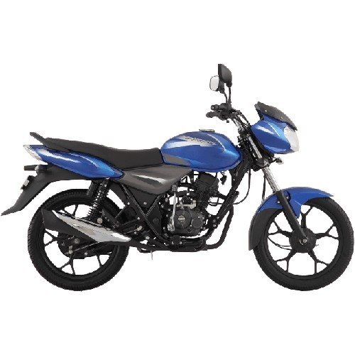Bajaj Discover 110cc Blue Color