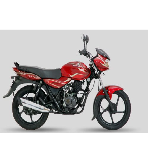 Bajaj Discover Colour Flame Red