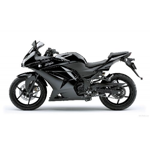 Bajaj Ninja Colour Black