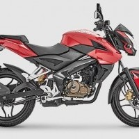 Bajaj Pulsar 150Ns Color Red