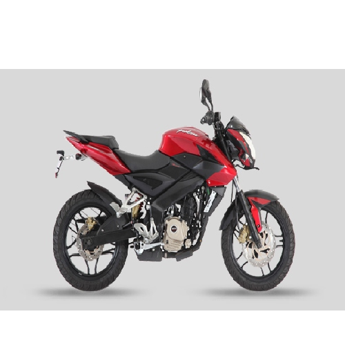 Bajaj Pulsar 200ns Colour Red