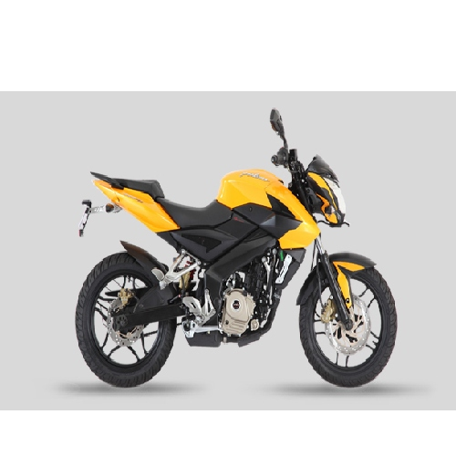 Bajaj Pulsar 200ns Colour Yellow