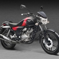 Bajaj V15 Color Ebony Black
