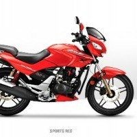 Hero Honda Cbz Xtreme Colour Sports Red