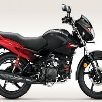 Hero Honda Glamour Fi Colour Red With Black