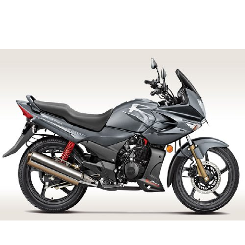 Hero Honda Karizma Colour Ebony Grey
