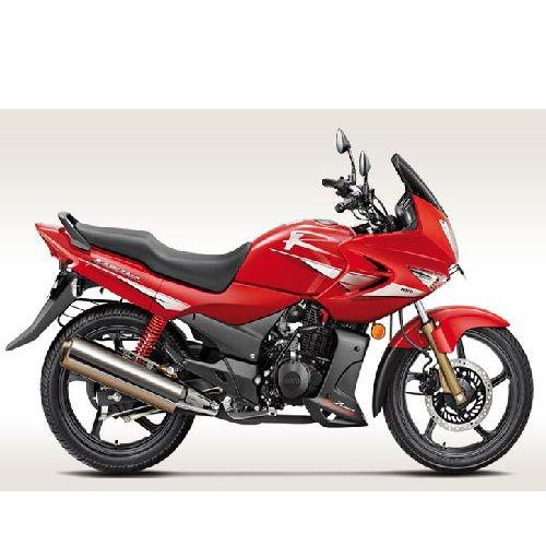Hero Honda Karizma Colour Sport Red