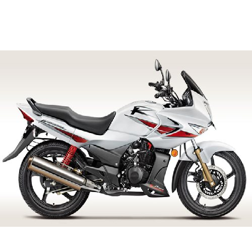Hero Honda Karizma Colour Spotlight White