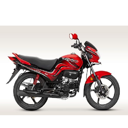 Hero Honda Passion Colour Red