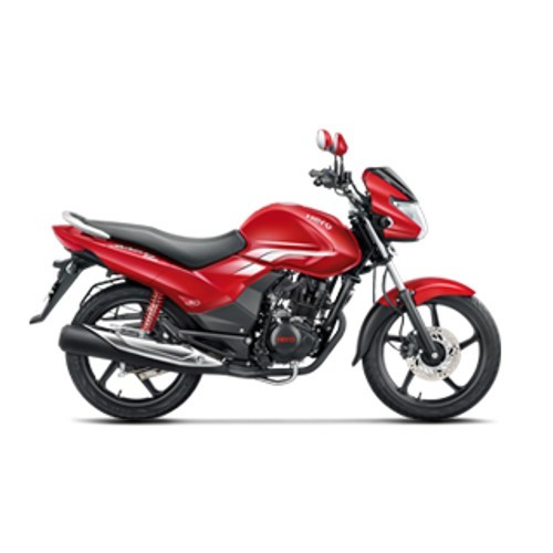 Hero Achiever 150 Fiery Red Color