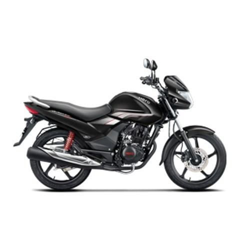 Hero Achiever 150 Noble Black Color