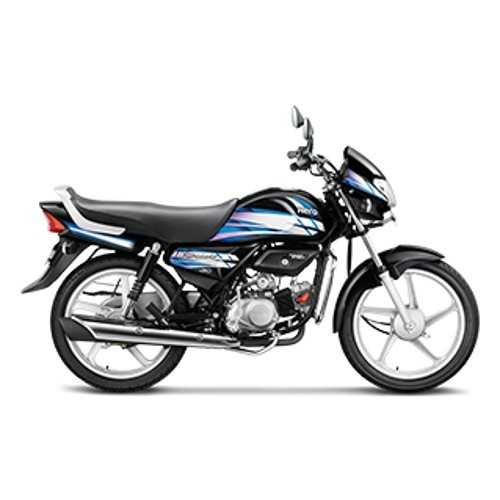 Hero Hf Deluxe I3s Colour Black And Blue