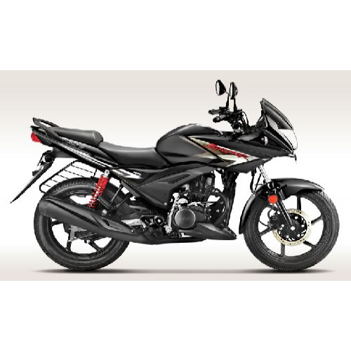 Hero Ignitor Colour Panther Black Metallic