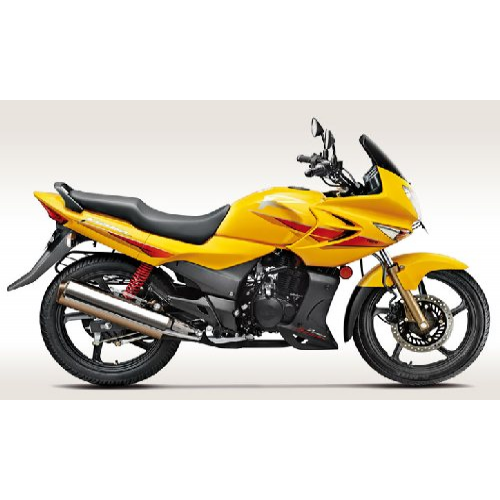 Hero Karizma R Colour Daring Yellow