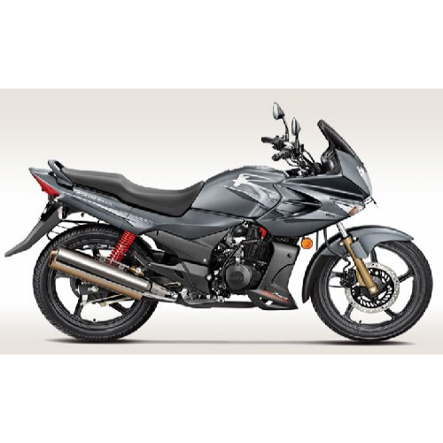 Hero Karizma R Colour Ebony Grey