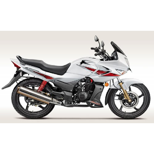 Hero Karizma R Colourspotlight White