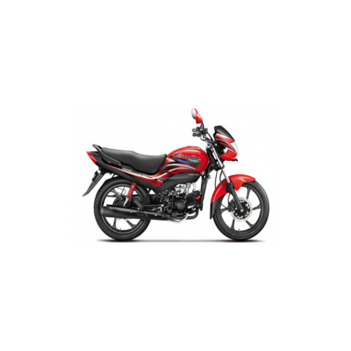 Hero Passion Pro Colour Sports Red