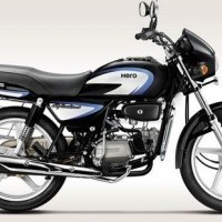 Hero Splendor Plus 100 Colour Black With Purple