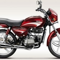 Hero Splendor Plus 100 Colour Palace Maroon