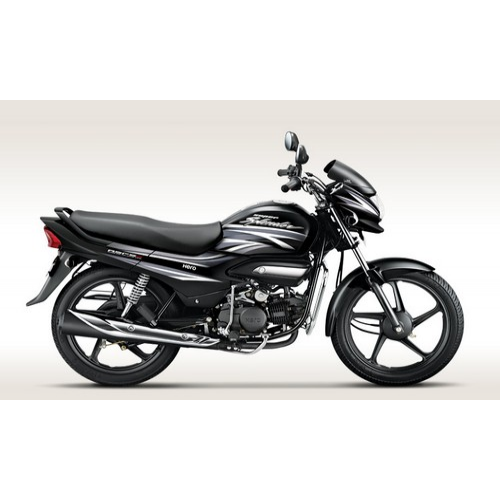 Hero Super Splendor 125 Colour Graphite Black