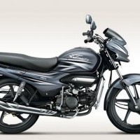 Hero Super Splendor 125 Colour Heavy Grey
