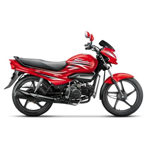 Super Splendor Ismart Colour Candy Blazing Red
