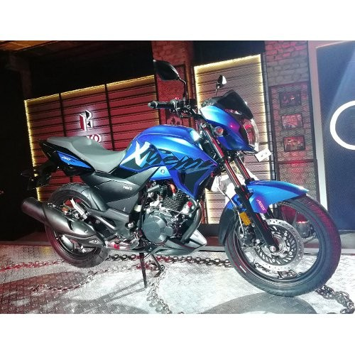 Hero Xtreme 200R Blue Color