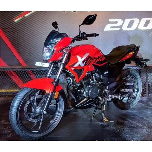 Hero Xtreme 200R Red Color