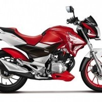 Hero Xtreme 200s Colour Red