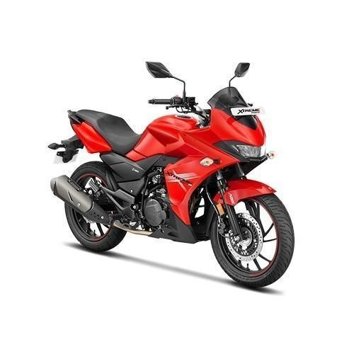 Hero Xtreme 200s Sports Red