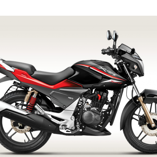 Hero Xtreme Sports Color Black And Red