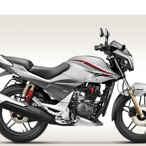 Hero Xtreme Sports Color Mercuric Silver