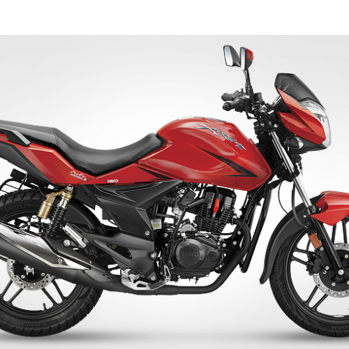 Hero Xtreme Colour Red