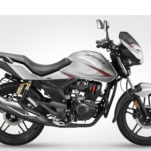 Hero Xtreme Colour Silver