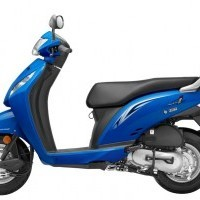 Honda Activa I Color Candy Jazz Blue