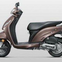 Honda Activa I Colour Beige Metallic