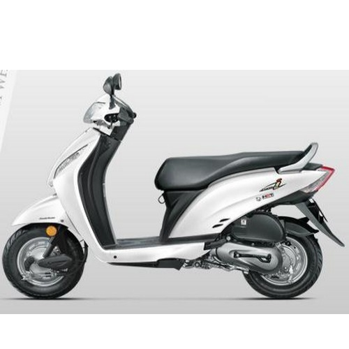 Honda Activa I Colour Pearl Sunbeam White