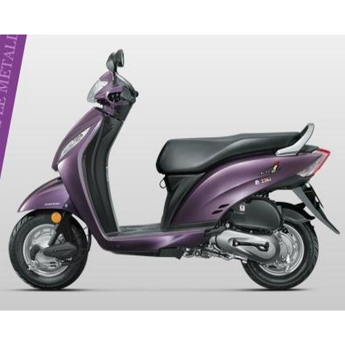 Honda Activa I Colour Purple Metallic
