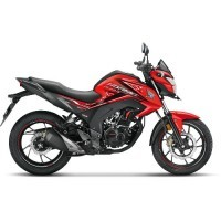 2018 Cb Hornet 160R Sports Red Color